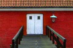 Kastellet Kopenhaga Zdjęcie Stock