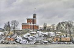 Kastellholmen, Stockholm. Stock Photo