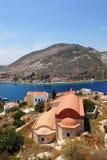 kastellorizo-Megisti Grecia Foto de archivo