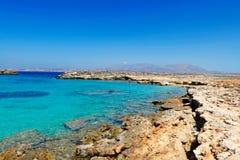 Kastelo in Karpathos, Greece Stock Photo