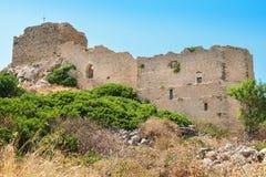 Kastelos. Rhodes, Greece Stock Image