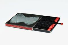 Kasten Abgleichungen Stockbild