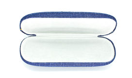 Kasten für die Gläser. Stockbild