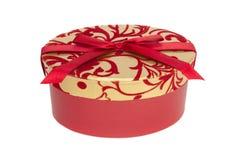 Kasten für Geschenk Stockbild