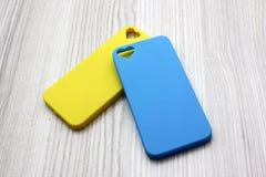 Kasten für Telefonabdeckung für Smartphone Lizenzfreie Stockfotografie
