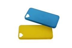 Kasten für Telefonabdeckung für Smartphone Lizenzfreies Stockfoto