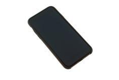 Kasten für Telefonabdeckung für Smartphone Stockfotografie