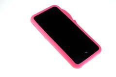 Kasten für Telefonabdeckung für Smartphone Stockfoto