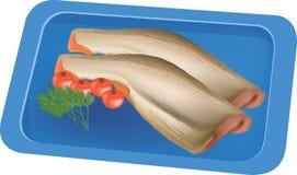 Kasten Fische Lizenzfreie Stockfotografie