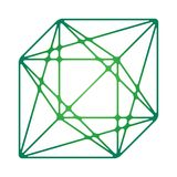 Kasten logarithmische Dreiecke Stockfotos