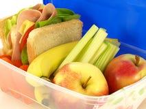 Kasten mit Vitaminen Lizenzfreies Stockfoto