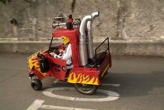 Kastenrennen, Azeglio Italien Lizenzfreie Stockfotografie