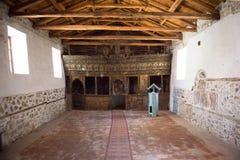 Architecture of Kastoria, West Macedonia, Greece. Royalty Free Stock Photo