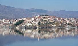 Kastoria Royalty Free Stock Images