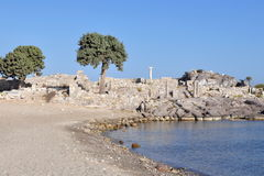 Kastri,island Kos,Greece Stock Photos
