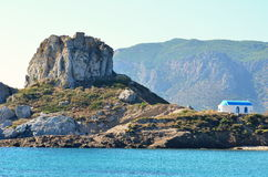 Kastri,island,Kos Royalty Free Stock Photo