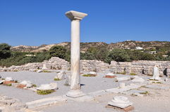 Kastri,Kos,Greece Royalty Free Stock Images