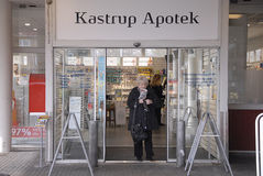 KASTRUP APOTEK Στοκ φωτογραφία με δικαίωμα ελεύθερης χρήσης