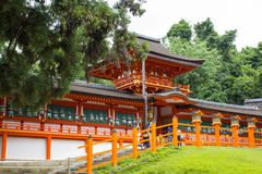 Kasuga Shrine in Nara, Japan Royalty Free Stock Images