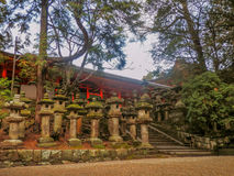 Kasuga Shrine Royalty Free Stock Photography