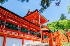 Kasuga Taisha à Nara Photo libre de droits