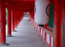 Kasuga Taisha świątynia Zdjęcia Stock