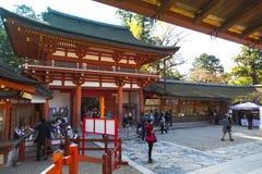 Kasuga Taisha Stockfotografie