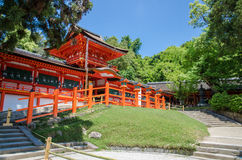 Kasuga Taisha in Nara Lizenzfreie Stockbilder