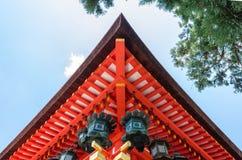 Kasuga Taisha in Nara Stock Photo