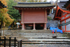 Kasuga Taisha in Nara, Japan Stockbilder