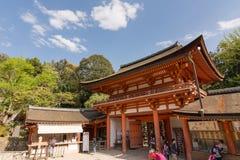Kasuga Taisha Royalty Free Stock Photography