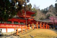 Kasuga Taisha Shinto Shrine, Nara, Japan Royalty Free Stock Images