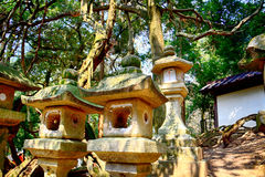 Kasuga Taisha Shinto Shrine, Nara, Japan Royalty Free Stock Photo