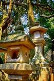 Kasuga Taisha Shinto Shrine, Nara, Japan Stock Image