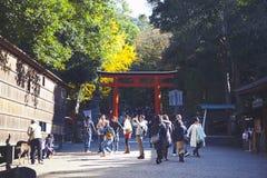Kasuga Taisha shrine Royalty Free Stock Photos