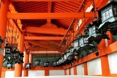 Kasuga Taisha Shrine Royalty Free Stock Images