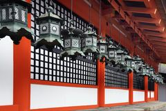 Kasuga Taisha Shrine Stock Photos