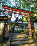 Kasuga Taisha shrine in Nara Stock Photography