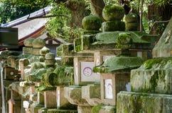 Kasuga Taisha w Nara Fotografia Stock