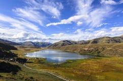 Kasy jezioro Fotografia Stock