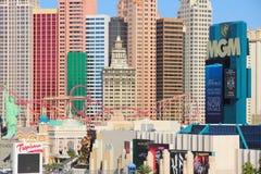 kasyn las Vegas Zdjęcia Stock