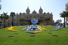 Kasyno Monte, Carlo - Zdjęcia Stock