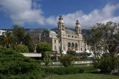 Kasyno Monte, Carlo - Obraz Stock