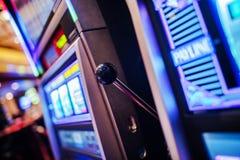 Kasyno Uprawia hazard automat do gier obraz royalty free