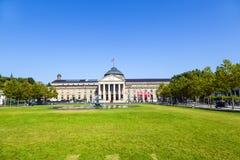 Kasyno w Wiesbaden, Niemcy/ obrazy royalty free
