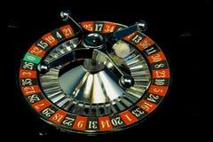 kasynowa ruletka Zdjęcia Royalty Free