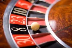 kasynowa ruletka Fotografia Stock