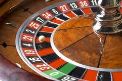 kasynowa ruletka Obrazy Royalty Free