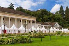 Kasynowy Baden-Baden. Obraz Royalty Free