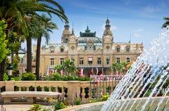 kasynowy Carlo monte Monaco Zdjęcia Stock